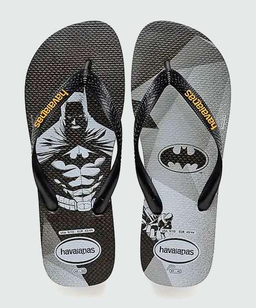 Image_Chinelo Masculino Batman Top Heróis DC Havaianas 0090