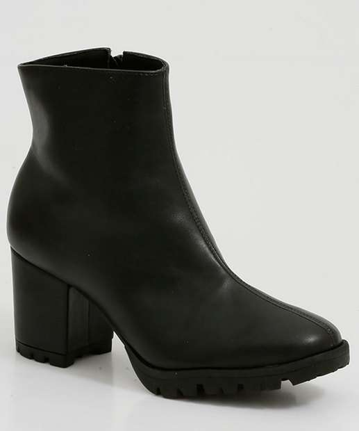 Image_Bota Feminina Ankle Boot Salto Grosso Marisa