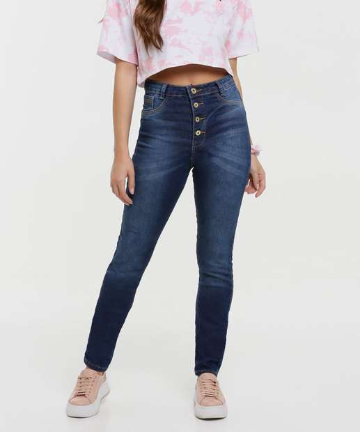 Image_Calça Juvenil Jeans Skinny Tam 10 a 16