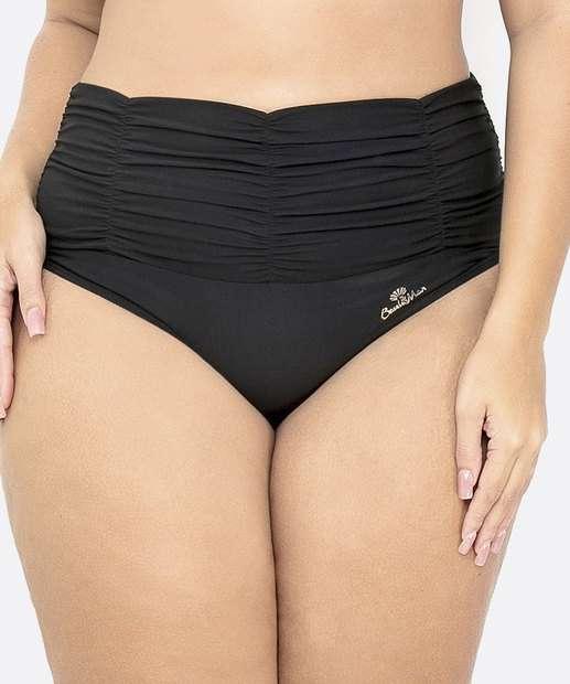 Image_Biquíni Feminino Avulso Cintura Alta Plus Size Banho de Mar