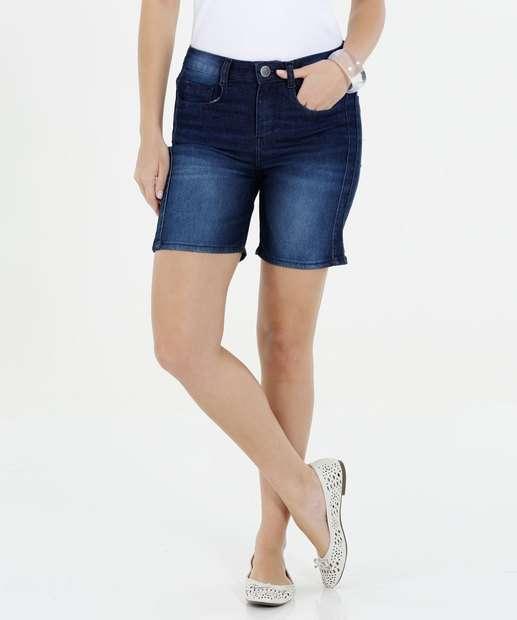 Image_Bermuda Feminina Jeans Casual Marisa