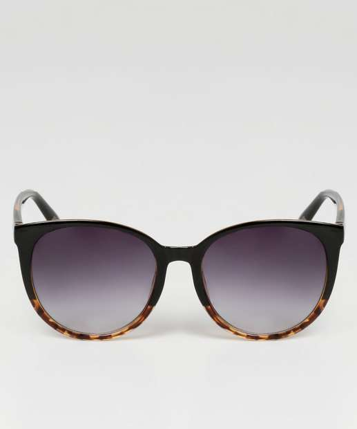 Image_Óculos de Sol Feminino Redondo Estampado Marisa