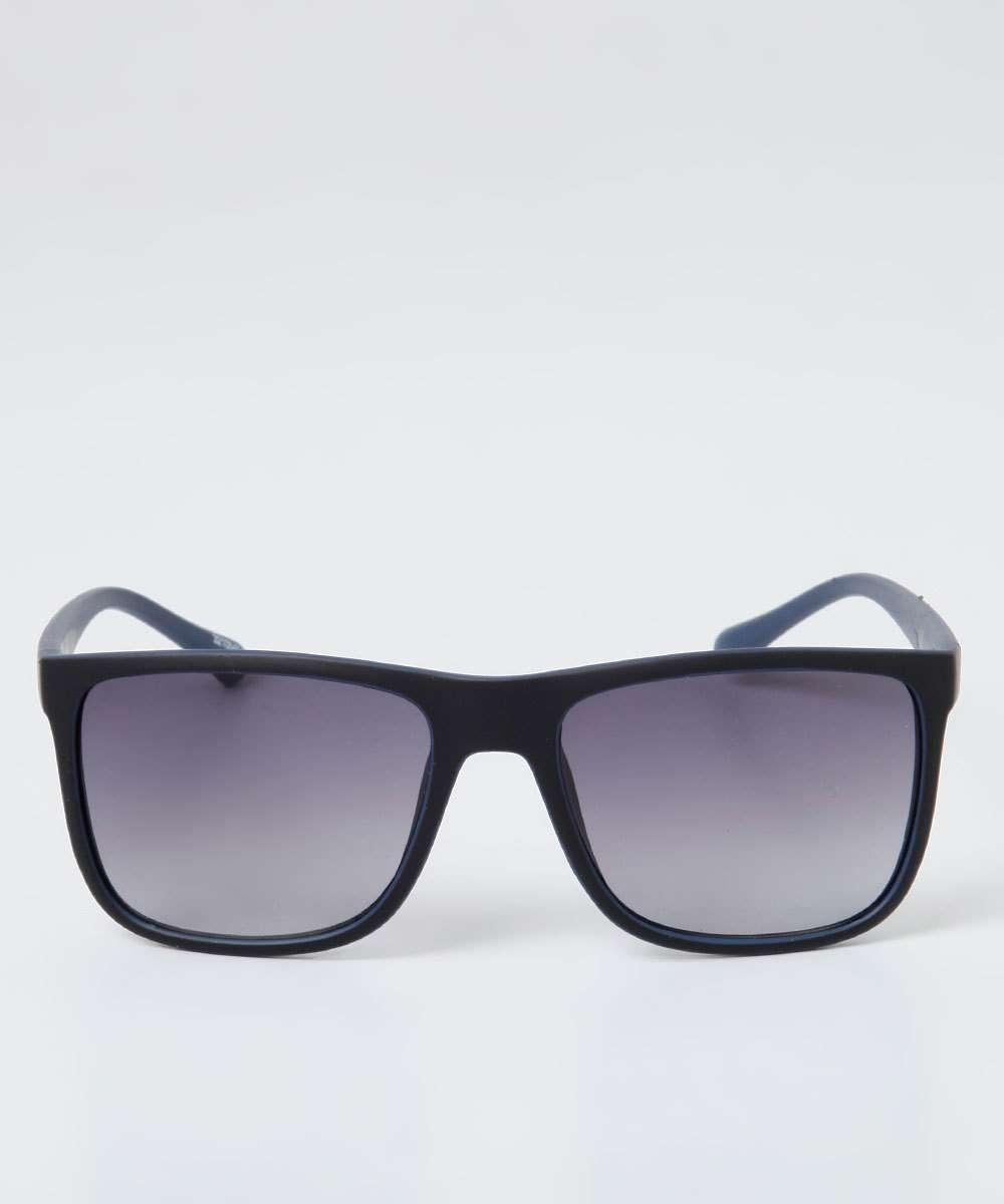 dd8b64471 Óculos de Sol Masculino Quadrado Marisa | Marisa