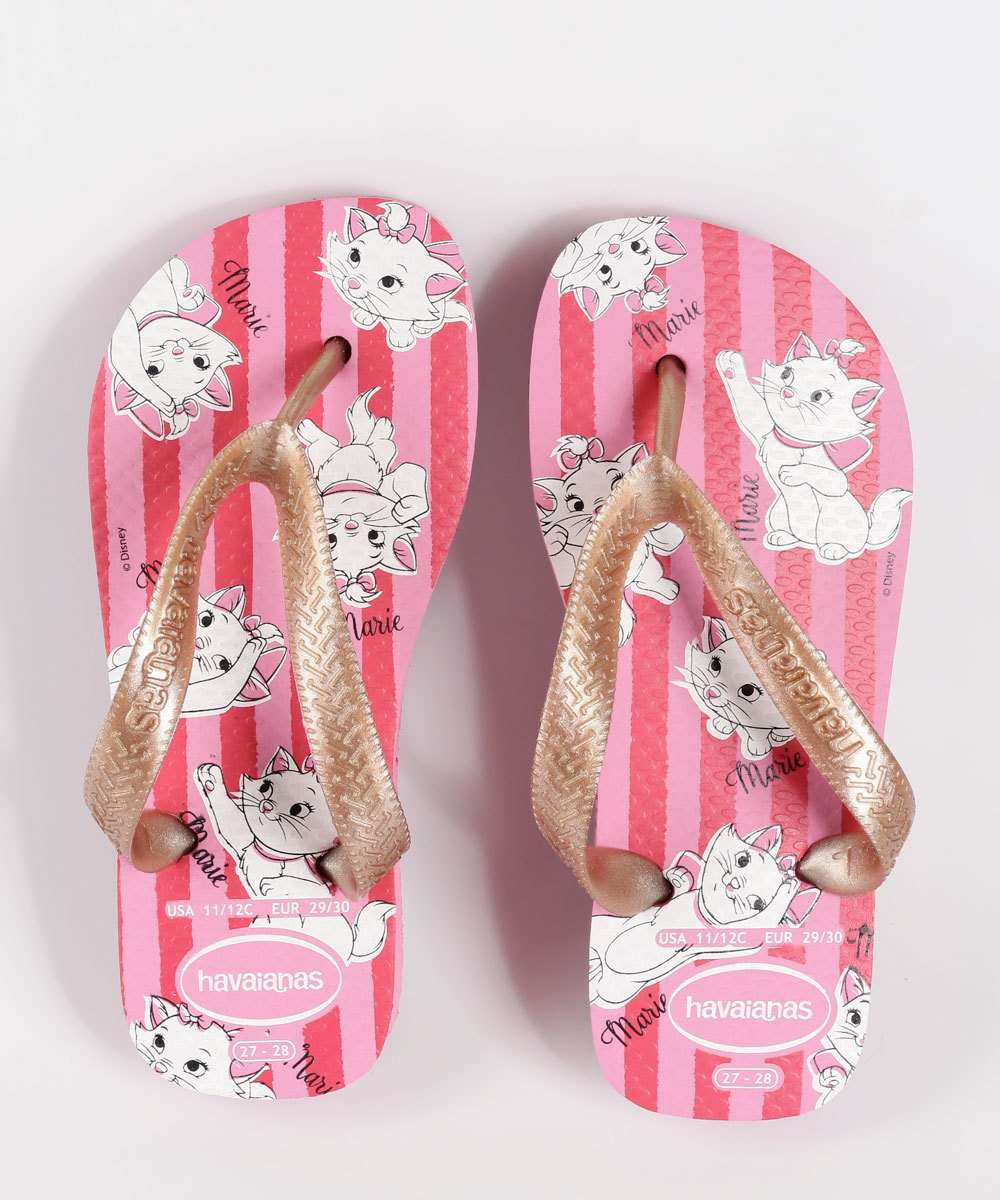 Chinelo Havaianas Infantil Kids Top Marie