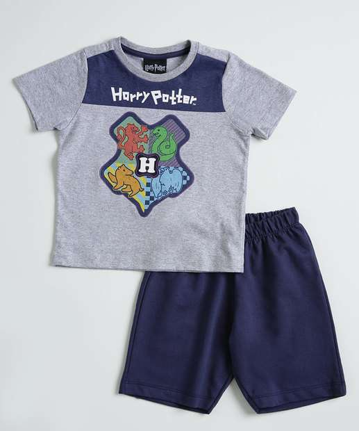 Image_Conjunto Infantil Estampa Harry Potter Warner Bros