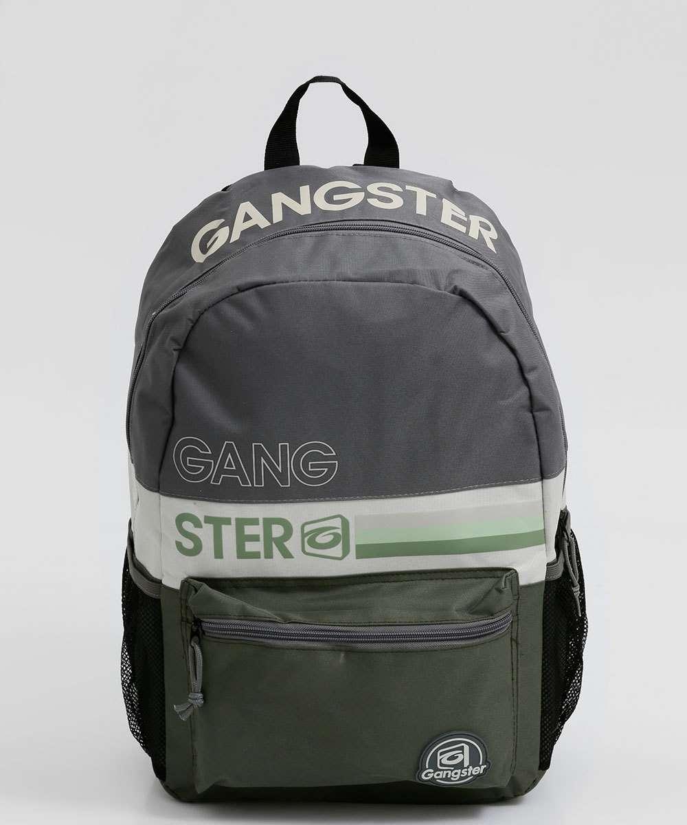 Mochila Masculina Bolsos Gangster Clio