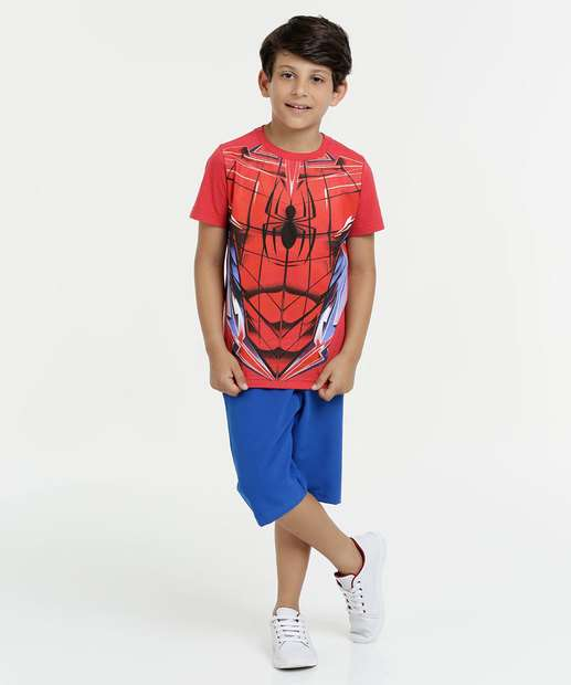Image_Conjunto Infantil Estampa Homem Aranha Marvel