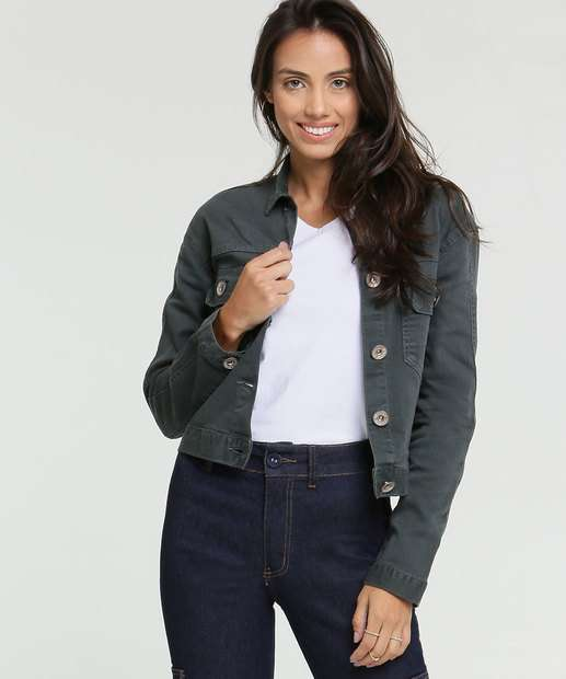 Image_Jaqueta Feminina Jeans Cropped