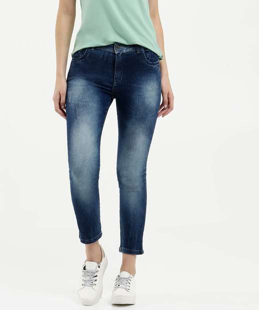 Image_Calça Feminina Cigarrete Zune Jeans By Sabrina Sato