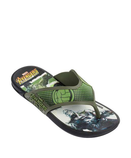 Image_Chinelo Infantil Os Vingadores Hulk Grendene Kids 21790