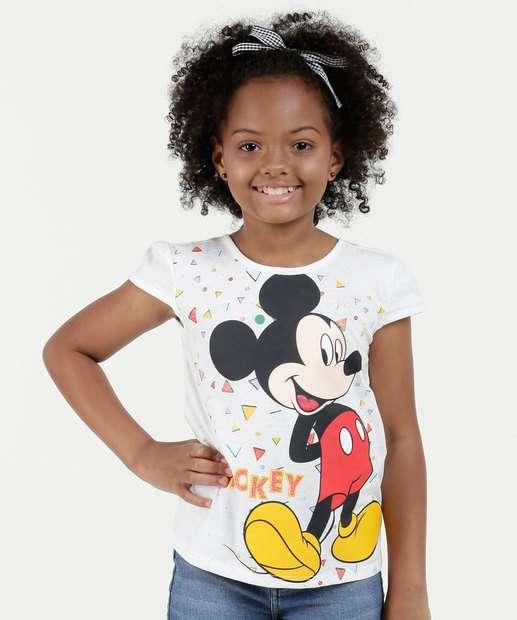 Image_Blusa Infantil Botonê Estampa Mickey Disney