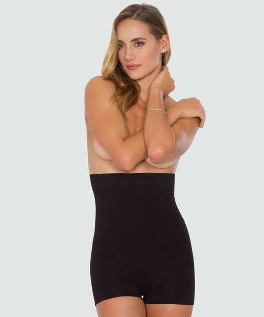Image_Short Feminino Modelador Control Cintura Alta Plié