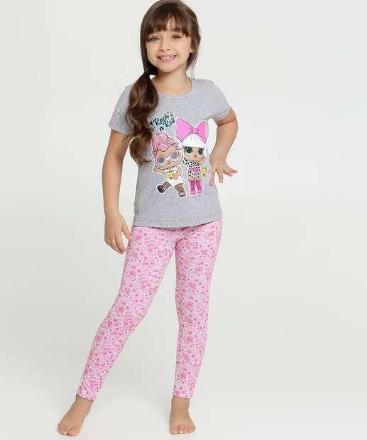 Image_Pijama Infantil Estampa Boneca Lol
