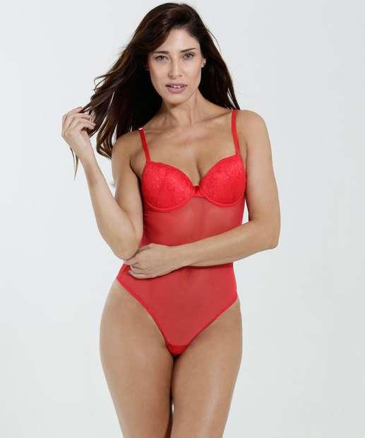 Image_Body Feminino Sensual Renda Tule Marisa
