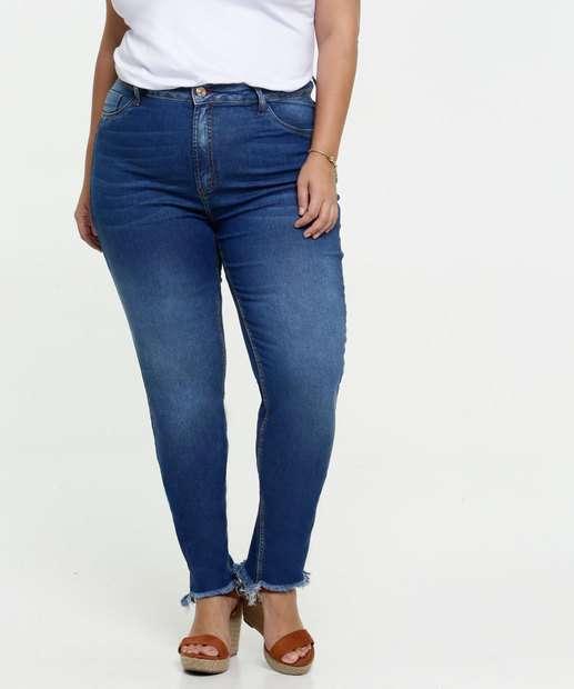 Image_Calça Jeans Skinny Plus Size Feminina Five Jeans