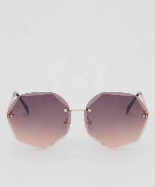 Image_Óculos de Sol Feminino Vintage Redondo Marisa