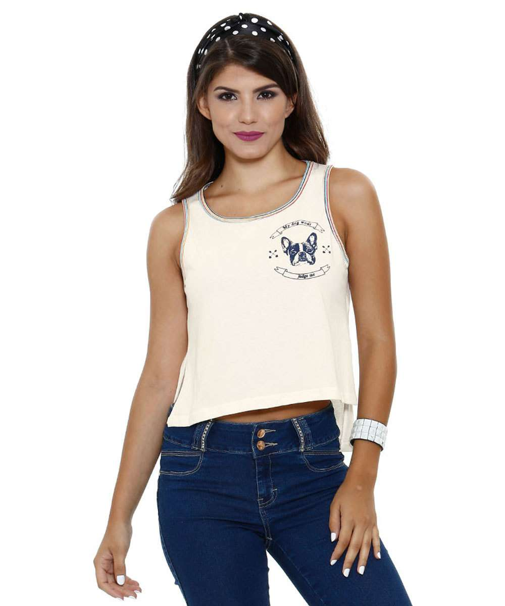 Image_Regata Feminina Cropped High Low Marisa