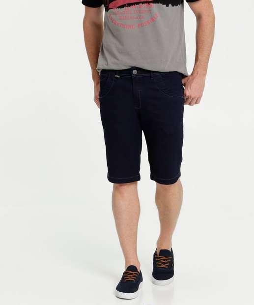 Image_Bermuda Masculina Jeans Stretch