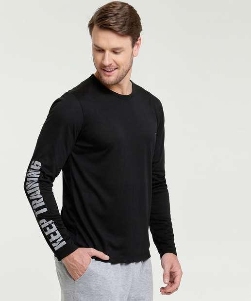 Image_Camiseta Masculina Fitness Estampada Manga Longa MR