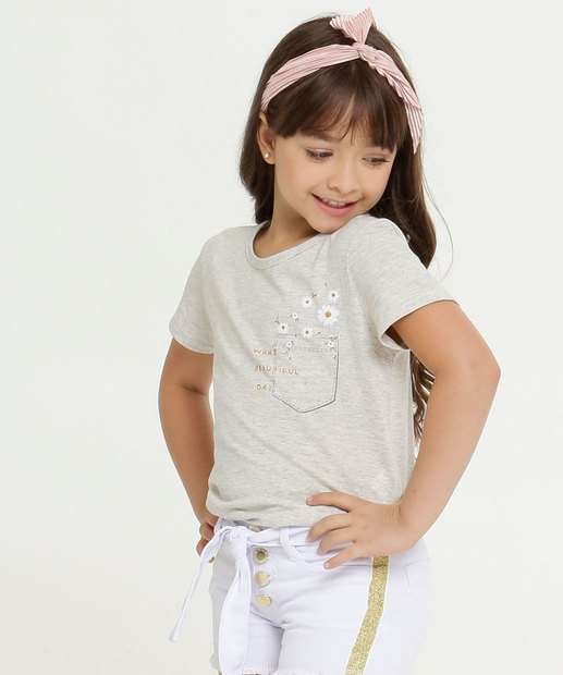 Image_Blusa Infantil Estampa Flores Manga Curta Marisa