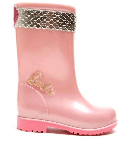 8307d2354da Galocha Infantil Barbie Grendene Kids 21564