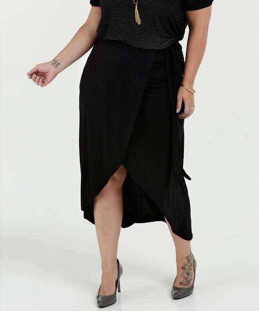 Image_Saia Feminina Midi Transpassada Plus Size Luktal