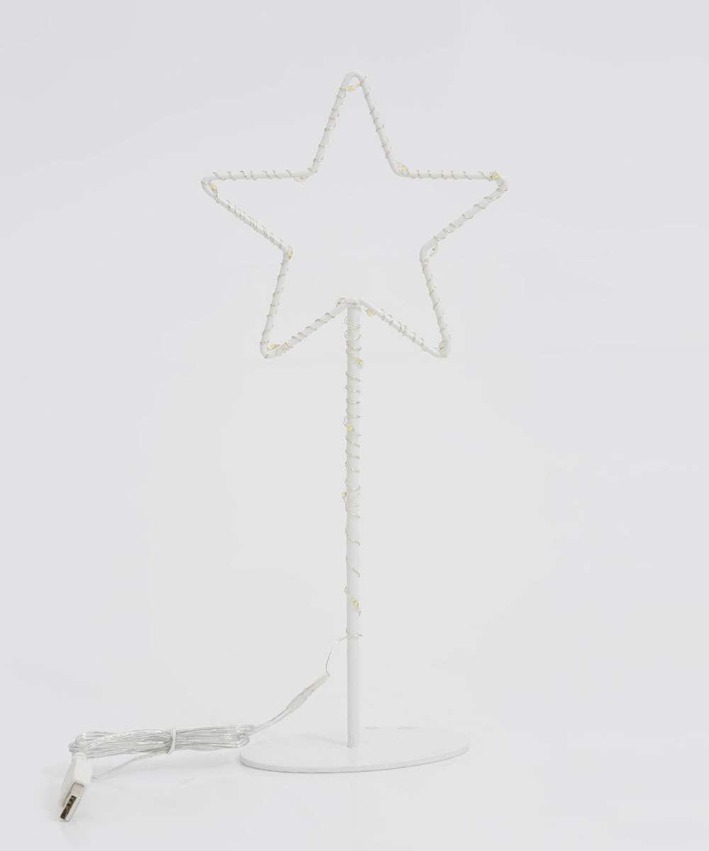 Luminária Decorativa Estrela Marisa