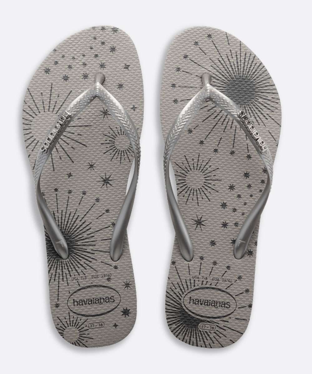 Chinelo Havaianas Feminino Slim Party