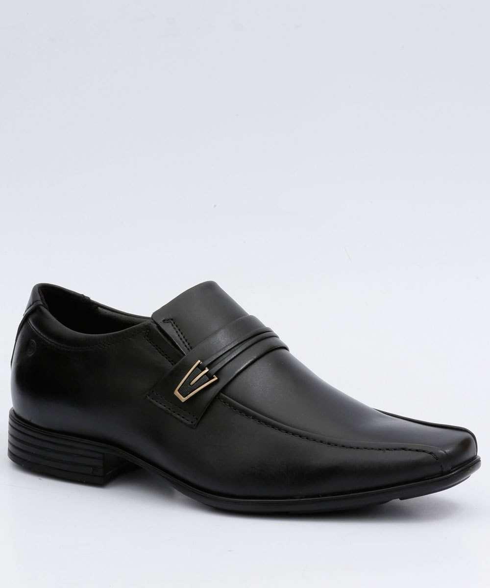 Sapato Masculino Social Tira Pegada