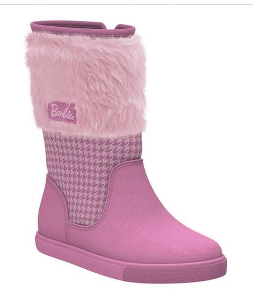 Image_Bota Infantil Cano Alto Barbie Trends Grendene Kids 21748