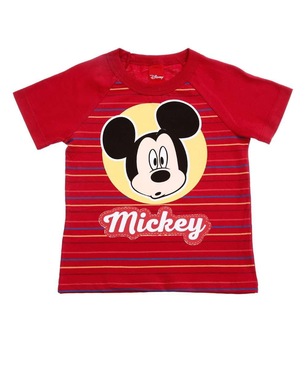 ea49381f9d Camiseta Infantil Menino Turma da Disney