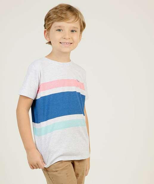 Image_Camiseta Infantil Manga Curta Listras Yacht Master Tam 4 a 10