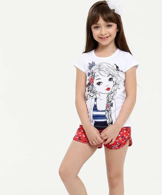 Image_Conjunto Infantil Estampa Frontal Manga Curta