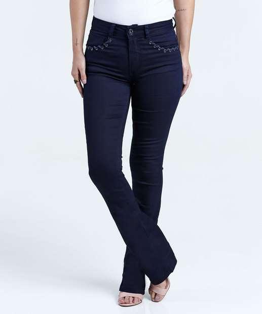 Image_Calça Feminina Boot Cut Jeans Biotipo
