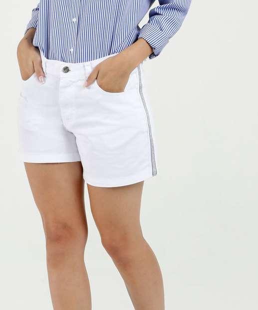 Image_Short Feminino Jeans Faixa Lurex Gups