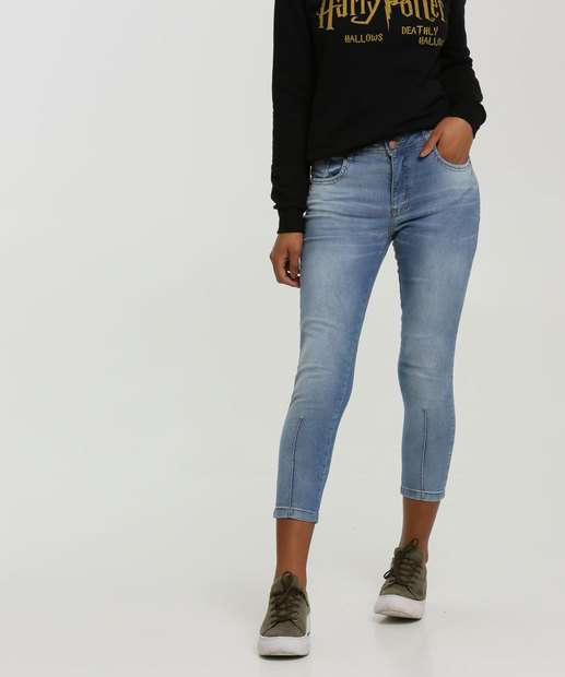 Image_Calça Capri Feminina Zune Jeans By Sabrina Sato