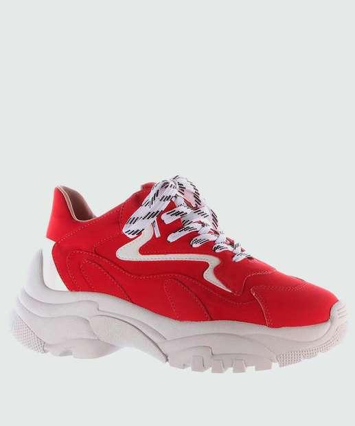 Image_Tênis Feminino Chunky Sneaker Zatz Z25291572509