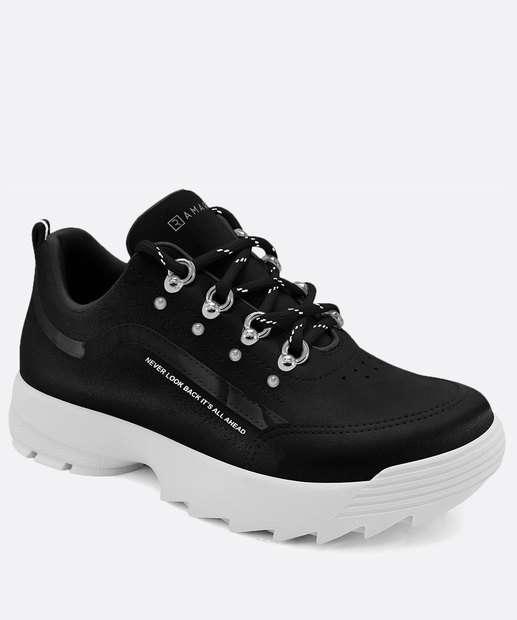 Image_Tênis Feminino Chunky Sneaker Tachas Ramarim