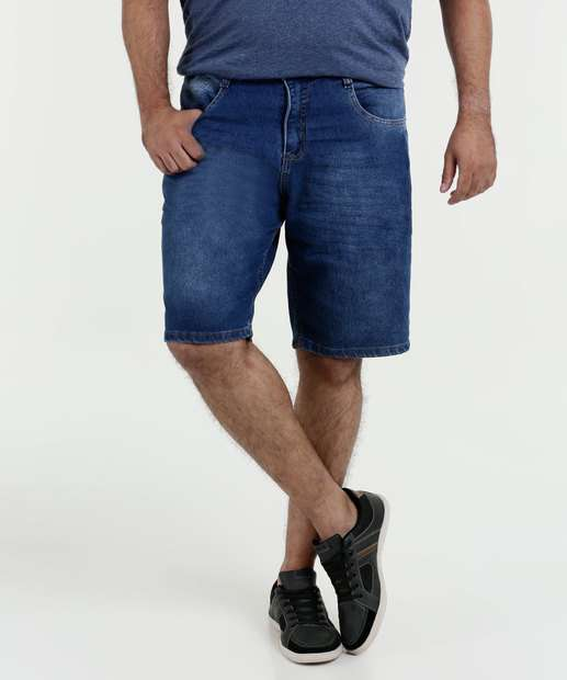 Image_Bermuda Masculina Jeans Plus Size Biotipo