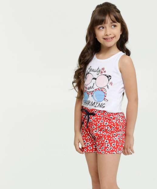 Image_Conjunto Infantil Estampa Óculos Sem Manga