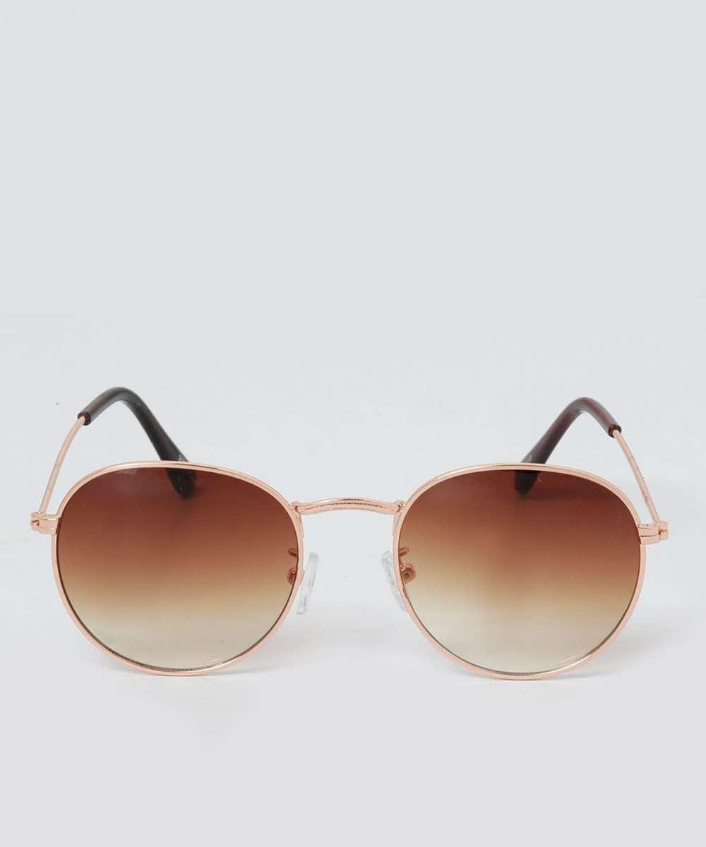 df9619a1c6eec Óculos de Sol Feminino Redondo Marisa   Marisa