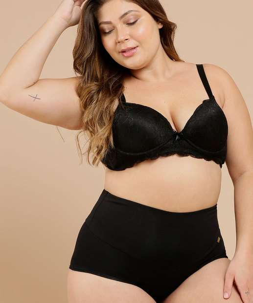 Image_Calcinha Plus Size Feminina Modeladora Love Secret