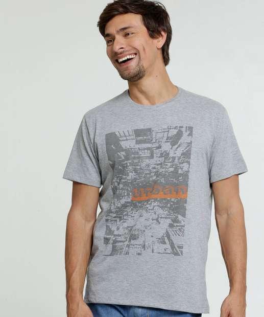 Image_Camiseta Masculina Estampada Manga Curta Costa Rica