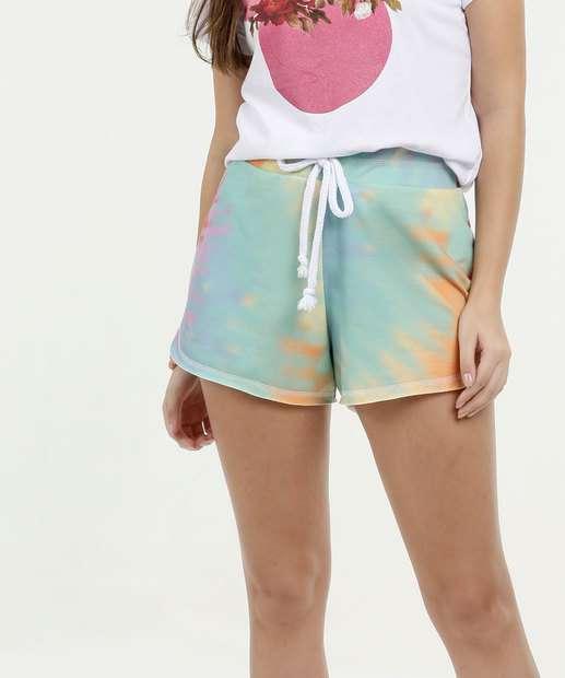 Image_Short Feminino Estampa Tie Dye Marisa