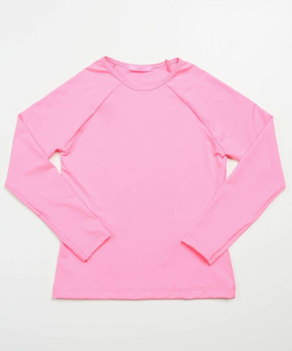 Blusa Infantil Praia Proteção UV Marisa Tam 4 a 12