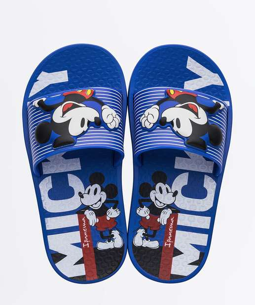 Image_Chinelo Infantil Slide Mickey Disney Ipanema