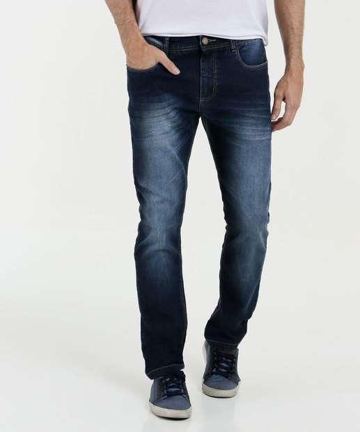 52828d75ed2 Calça Masculina Jeans Skinny Stretch MR