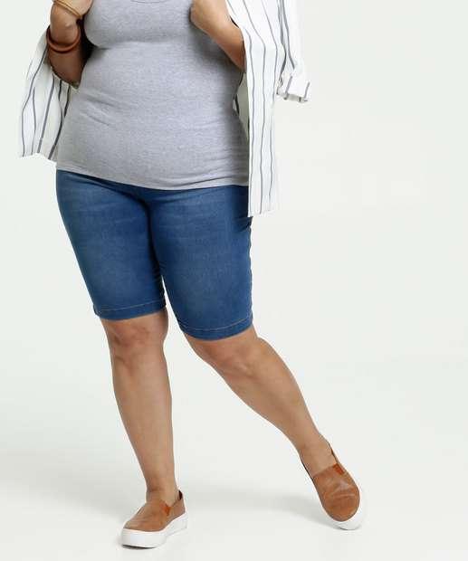 Image_Bermuda Feminino Jeans Bolsos Plus Size