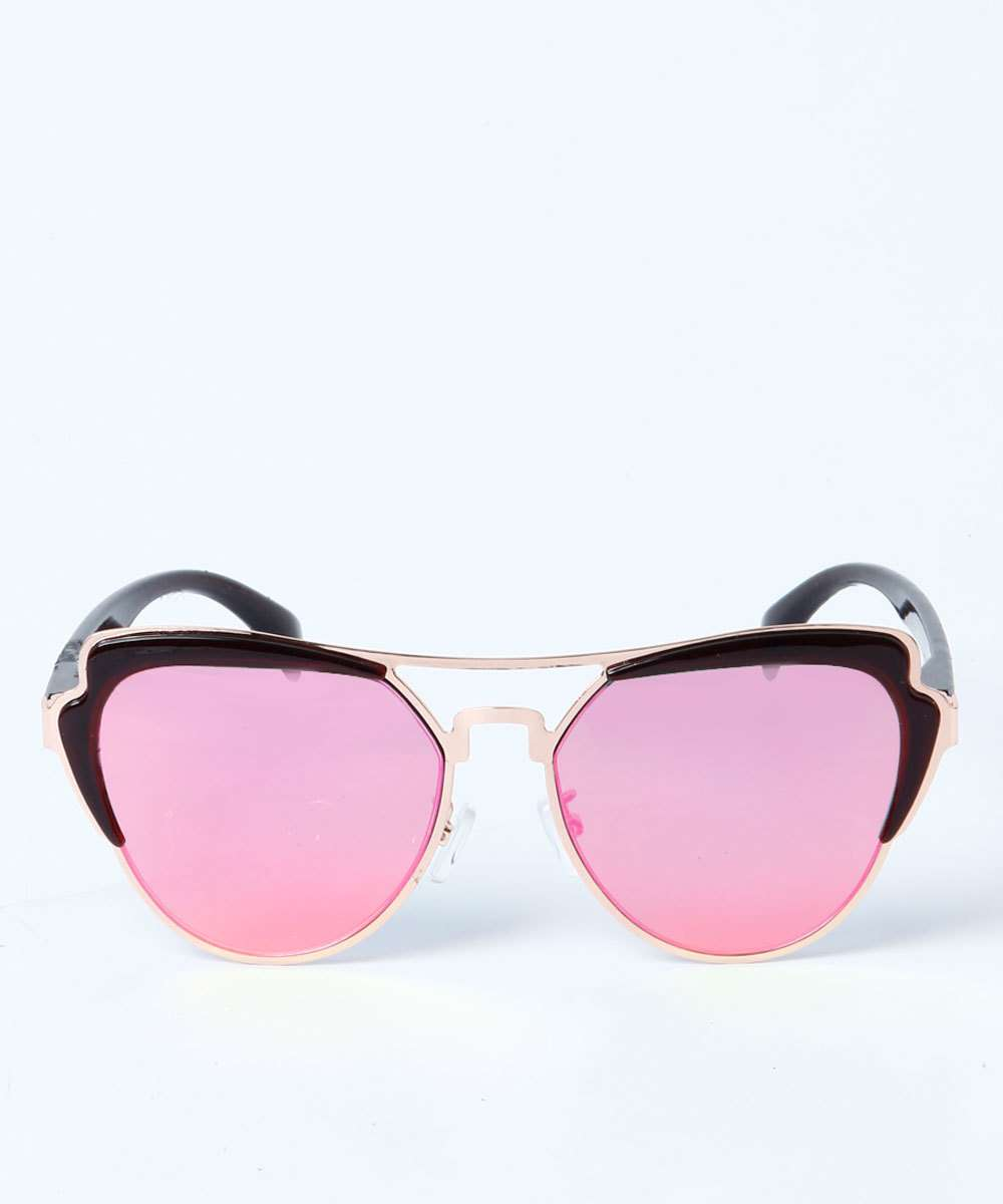f0edfe2607ed6 Óculos Feminino de Sol Aviador Marisa   Marisa
