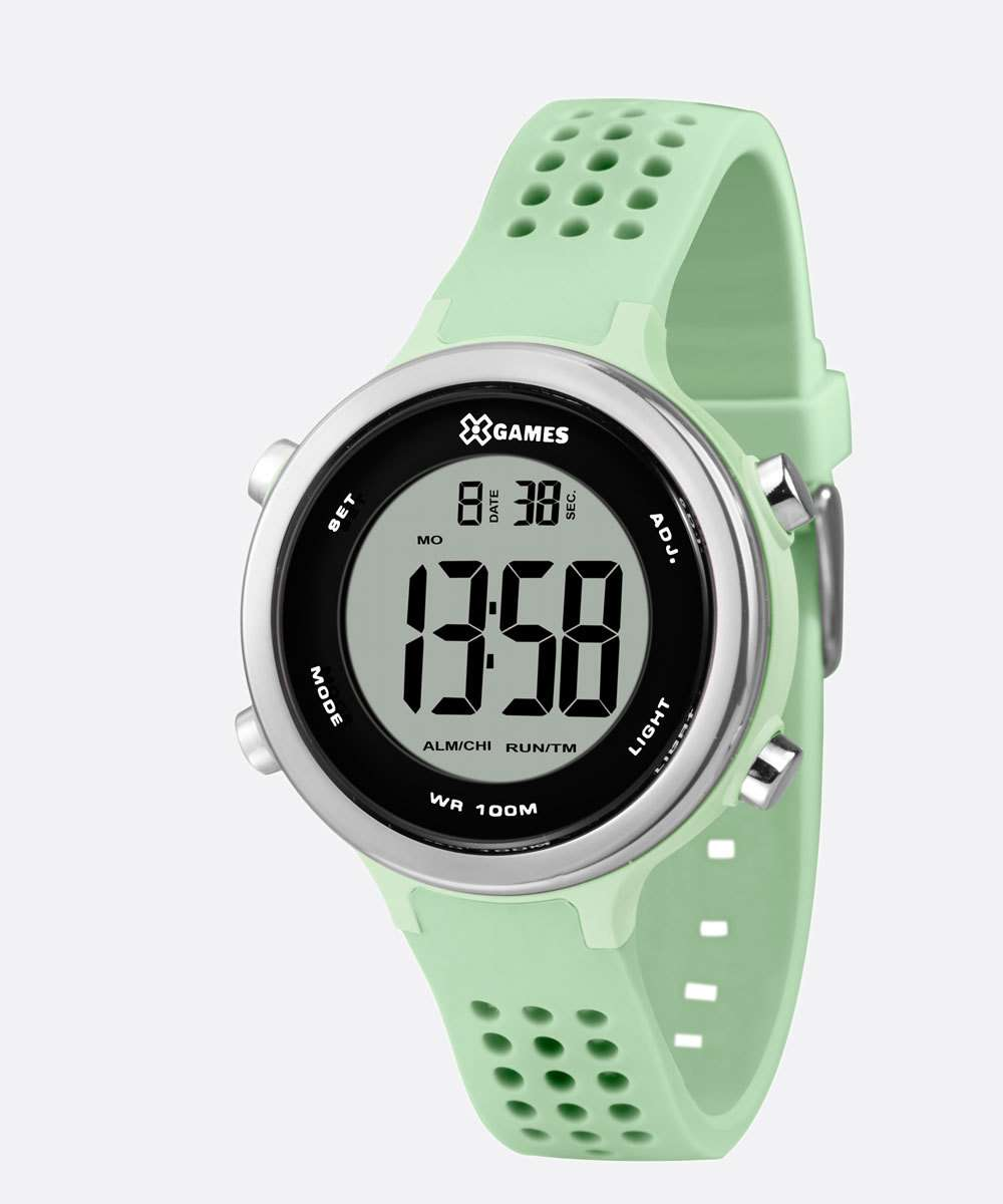 Relógio Feminino Digital XGames XFPPD067 BXFX